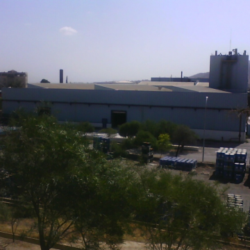 Etude d'un hangar en charpente métallique de 1650 m² ENAP-SIG